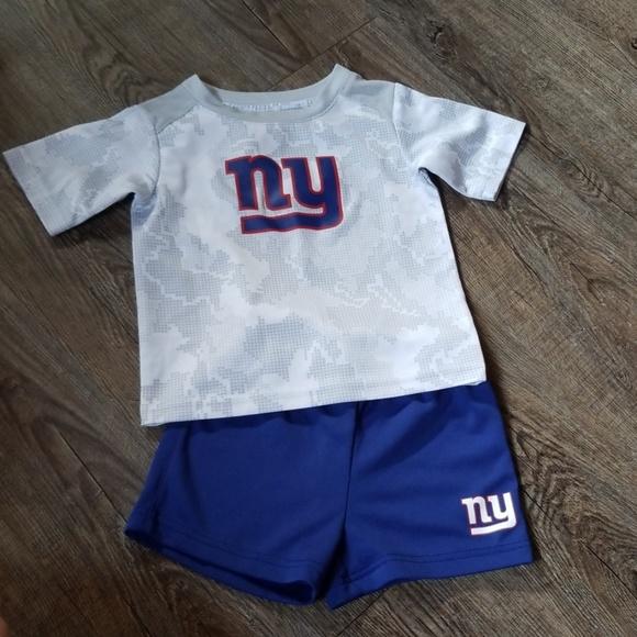 the best attitude 9bee6 fefa8 ny giants toddler apparel
